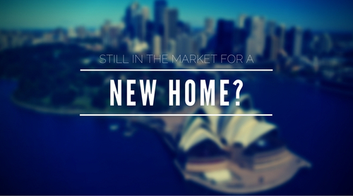 Are You Still In The Market For A New Home?