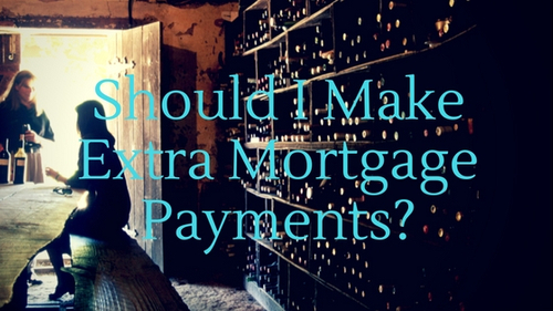 Should I Make Extra Mortgage Payments?